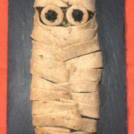 Mummia dal cuore di spinaci