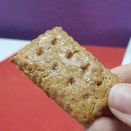 Biscotti al burro di arachidi e caramello salato